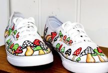 Create: Painted Shoes