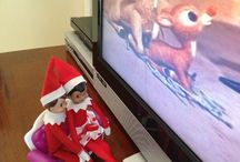 Elf on the shelf / Elfies / by Carrie Martin