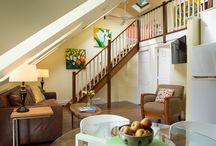 Rooms at The Provincetown Hotel at Gabriel's / Discover the beautiful light-filled rooms at The Provincetown Hotel at Gabriel's! A family, a party of friends, or a couple looking for a quiet vacation time, you can find just what you need! / by The Provincetown Hotel at Gabriel's