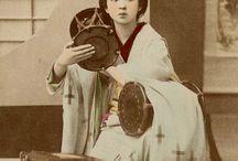 vintage Japan - women