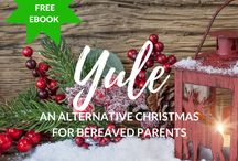 New Traditions for Bereaved Parents / Create new traditions in honour and memory of your child, to help you get through festivities, holidays and significant dates.