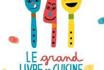Livres pour enfants / Children Cookbooks