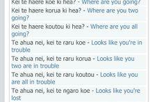 Te rep maori
