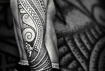 viking tattoo & runes