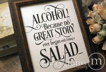Alkohol bar