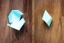 DIY and origami
