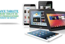 Reparatii Tablete / Reparam orice tableta indiferent de producator. Service tablete Asus, Acer, Dell, Samsung, Apple, Nokia, Allview, Evolio, Microsoft, Overmax, GoClever, HTC etc