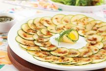 Saladas verduras legumes