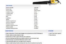 Elettro utensili DEWALT / Approfitta delle eccezionali offerte della Brico Edil Usai sul sito www.bricoedilusai.it o nel nostro punto vendita a Lanusei tel 078242854 fax 078241340