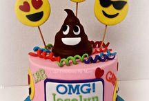 CAKES: Emoji