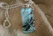 My Glass Tile N Dominos Tiles / by Edna Alvarado