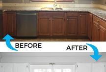 House Makeover - low furnishings