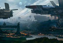 Sci-fi/Cyberpunk