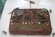 army men cakes 2 / party ideas and cakes for 11 year old army men birthday party