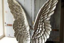 Angel Wings Wall Art