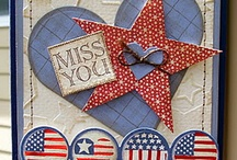 Fourth of July Cards / by Ann Hicks