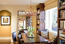 home [dining room] / by Ira