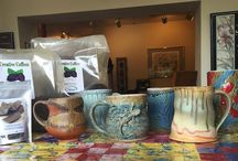 Art Pieces / Pieces you can find in our gallery, located in America's #1 craft town, Berea, KY, or online at kyguild.org!