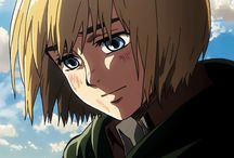 precious cinnamon roll & the duke of destruction / Armin and Levi, they're the best of them all