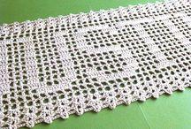crochet name doily / by My Crochets
