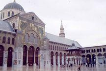 mosqueesomeyyades / Les Mosquées Omeyyades