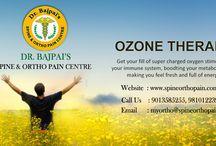 Ozone Therapy for Slip Disc in Delhi, India