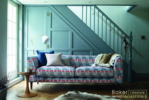 Baker Lifestyle- Homes & Gardens II Collection / Autumn 2012