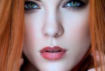 Portret kolor