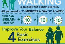 Geriatric exercises