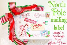Holidays-Christmas Printables / by Summer Dawn Rynning