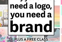 Blog and Business Branding / Curated posts about blog and business branding, brand identity and blog design tips to boost your online business.