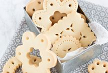 Cute biscuits and others