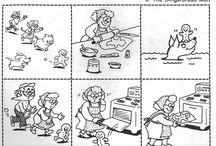 Storytelling: The Gingerbread Man
