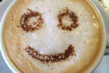 El café y las pequeñas cosas de la vida son las que nos hacen feliz / Las #pequeñascosas de la vida que nos hacen #feliz cafe. #happy #felicidad #happiness