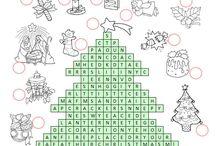karácsonyi feladatok