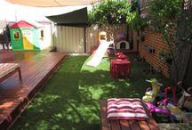 Backyards / by Renata Pollock