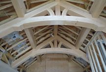 timber and roof jointing