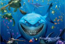 CartoonTheme : Finding Nemo