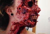 special effect makeup / by Brittany Holbert
