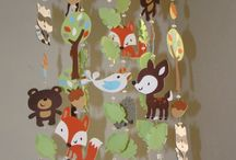 woodland friends/fox party