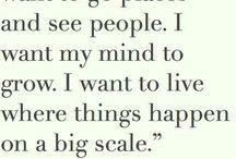People I Admire