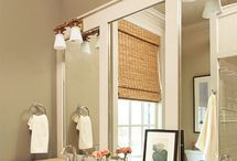 Bathroom ideas / by Lee Anne Davis
