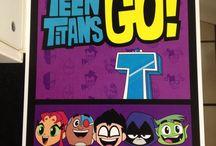 Teen titans go / by Jasmin Crichton