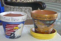 Decorative pots / by Vivian Garcia