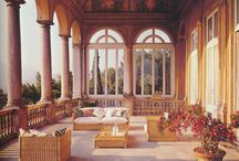 Grand Mansion, Manor house and luxury penthouse / Grand Mansion,  beautiful houses and luxury living / by MaiMai