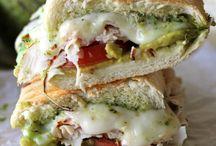 Recipes - Sandwiches, Wraps