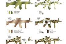 Mimetizzare Armi