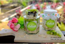 Cabicik_Muesli / The overnight oats healthy meals