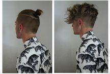 M Hair Style