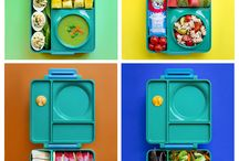 Back to School - Bento Lunch / Cute ideas for back to school lunch boxes.